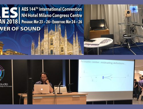 AES Milan 2018 | 144th Convention
